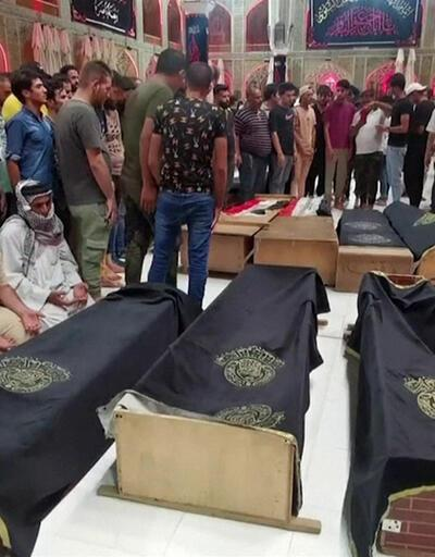Bağdat kana bulandı: 35 ölü