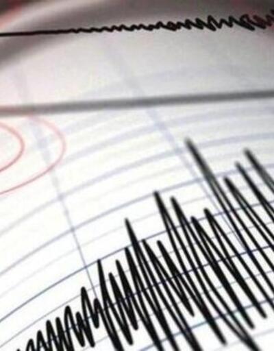 Ege Denizi'nde 5.5 büyüklüğünde deprem