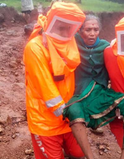Hindistan'da bilanço ağırlaşıyor: Ölenlerin sayısı 100'e yükseldi