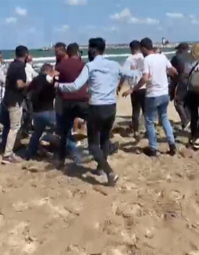 Şile'de gazetecilere saldırı! Cankurtaranlar gözaltında