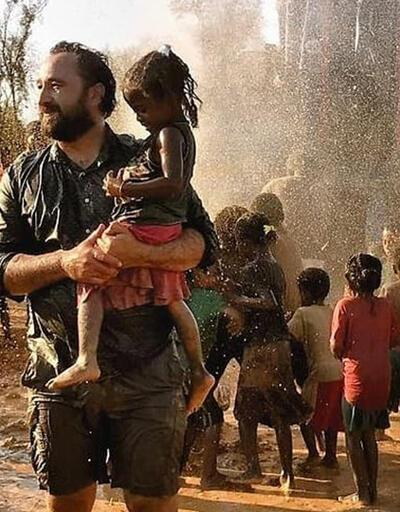 Su çıkarıp Afrika'yı kalkındırmaya çalışan Türklerin hikayesi Yeşil Doğa'da ekrana geldi