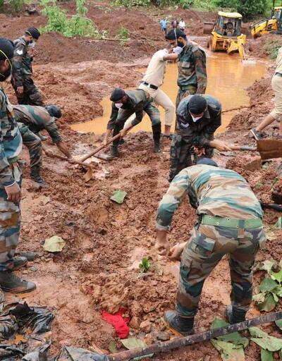 Hindistan'da bilanço ağırlaşıyor: Ölenlerin sayısı 136'ya yükseldi