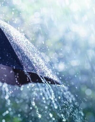 Meteorolojiden yağış uyarısı! Yarına dikkat