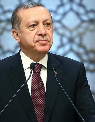 Erdoğan'dan başsağlığı mesajı