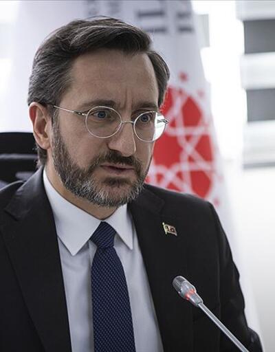 İletişim Başkanı Altun'dan Tunus açıklaması