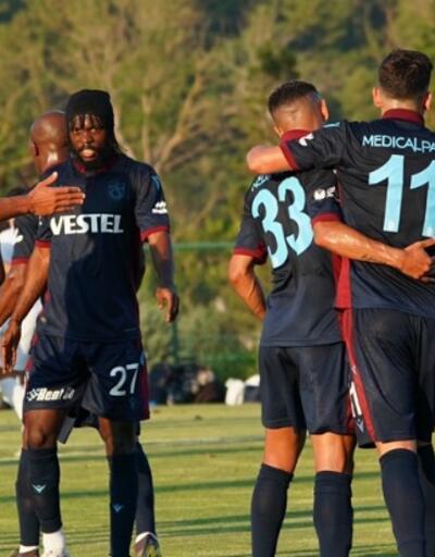 Trabzonspor 2-1 Kasımpaşa MAÇ ÖZETİ