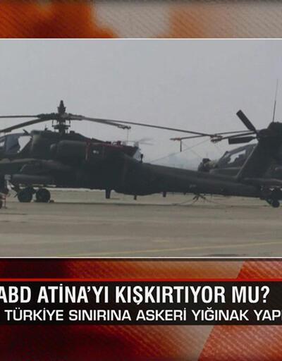 ABD Atina'yı kışkırtıyor mu? Atina hangi savaşa hazırlanıyor? ABD'nin Türkiye stratejisi ne? Ne Oluyor?'da mercek altına alındı
