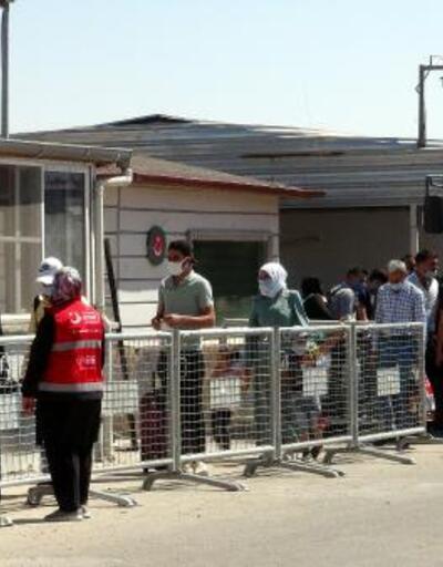 Bayram sonrası Suriyeliler Türkiye'ye geri dönüyor