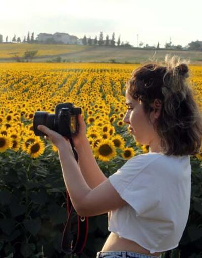 Fotoğraf meraklılarının uğrak yeri oldu