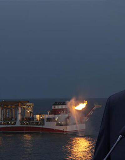Son dakika: Tarihi an! Karadeniz doğal gazında ilk ateş