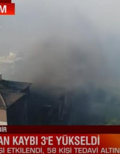Manavgat'ta yangın söndürüldü mü?