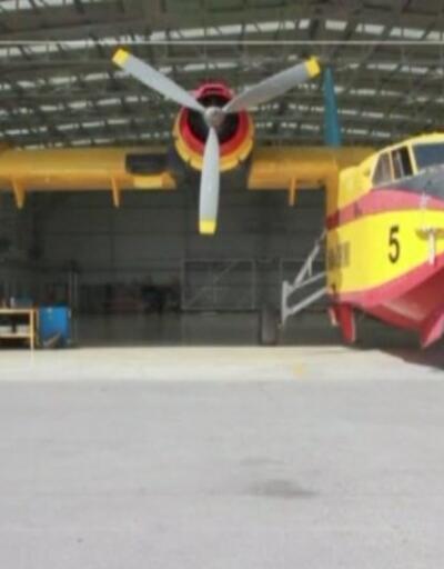 THK'dan yangın söndürme uçağı açıklaması