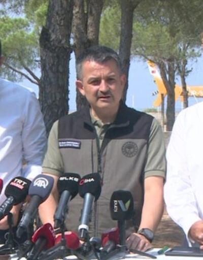 SON DAKİKA: 4 bakandan orman yangınlarıyla ilgili açıklama