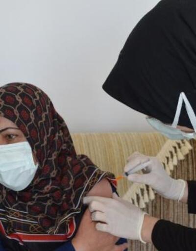 Elazığ'da aşılama oranı yüzde 54'ü aştı