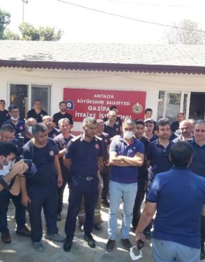 Kartal Belediyesi ekipleri Manavgat'ta çalışmalarına başladı