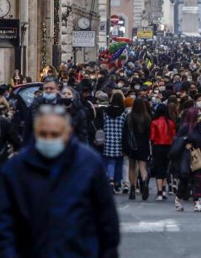 İtalya'da Kovid-19 salgınında günlük vaka sayıları 6 binin üzerinde seyrediyor