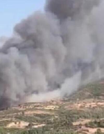 Muğla'da bir yangın daha! Ekipler müdahale ediyor
