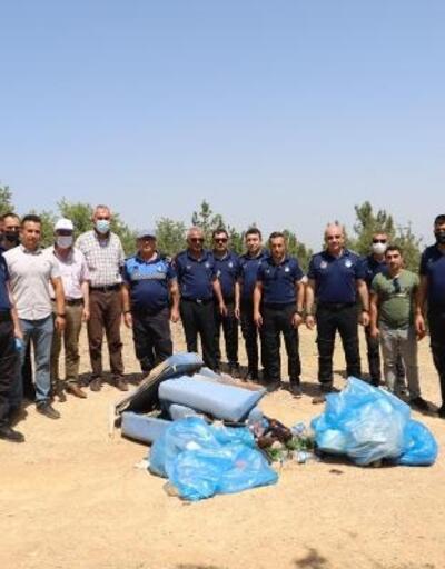 İzmir'in ormanları için zabıtadan koruma kalkanı
