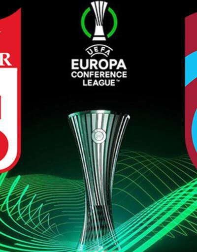 Son dakika... Sivasspor ve Trabzonspor'un rakipleri belli oldu!