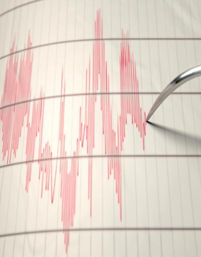 Ege ve Akdeniz'de peş peşe depremler
