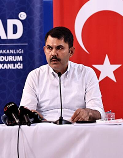 Son dakika... Bakanlar Çavuşoğlu, Kurum ve Karaismailoğlu'ndan Antalya'da açıklama