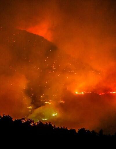 Türkiye orman yangınlarında son durum