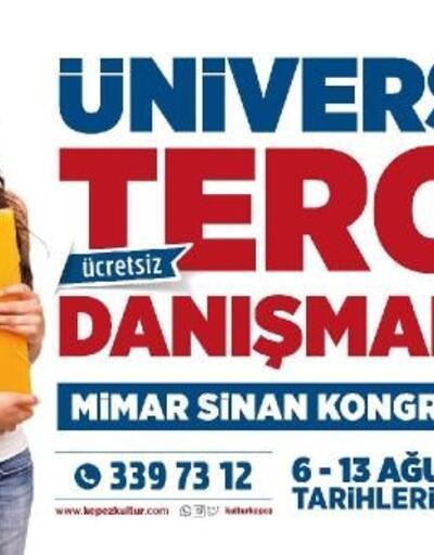 Kepez'den ücretsiz üniversite danışmanlığı