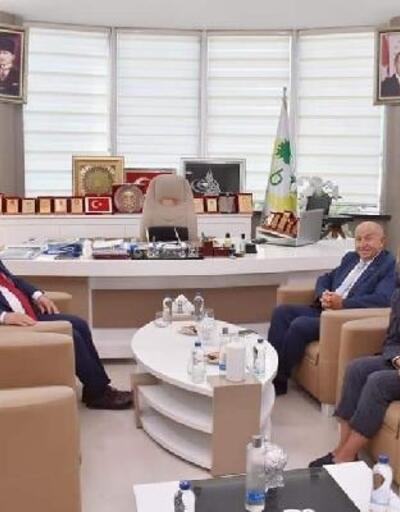 TFF Başkanı Özdemir Diyarbakır'da