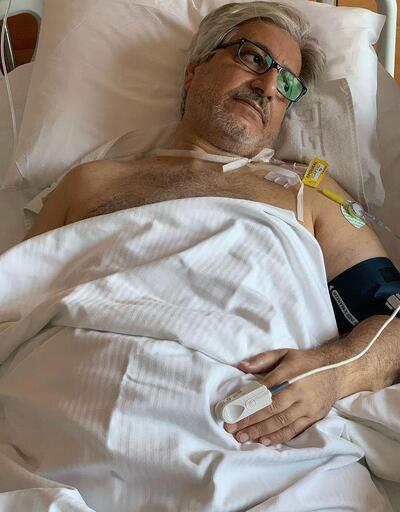 Süha Uygur ameliyat masasına yattı