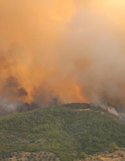 10. gününde orman yangınlarıyla mücadele sürüyor: İşte saat saat son durum