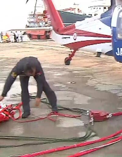 Sikorskyler söndürme helikopteri oldu