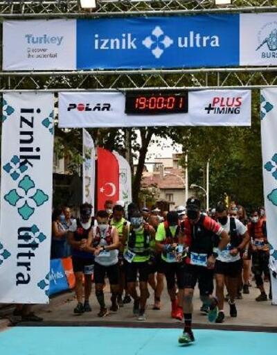 'İznik Ultra Maratonu' başladı