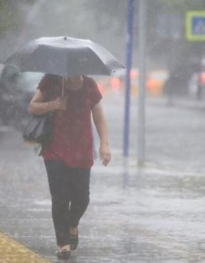 Karadeniz Bölgesi'nde kuvvetli yağış bekleniyor