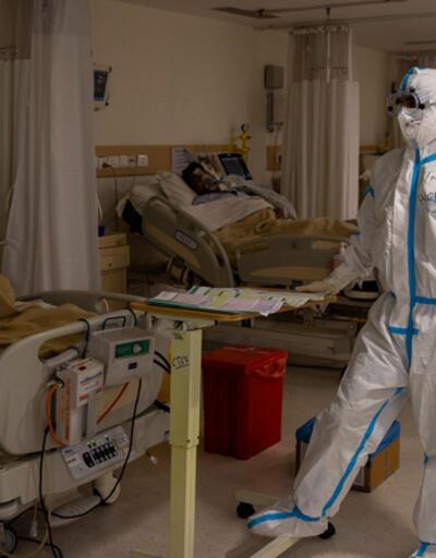 Hindistan'da COVID-19 salgınında son 24 saatte 41 binden fazla vaka tespit edildi