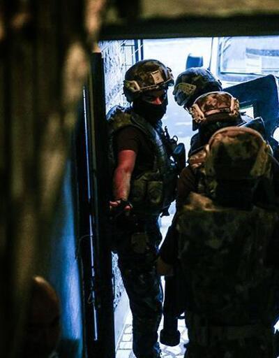 Diyarbakır'da terör operasyonu: 59 gözaltı