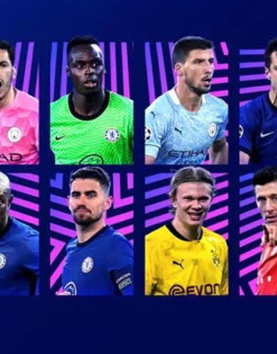 UEFA mevkilerine göre yılın en iyi futbolcuları için aday listelerini açıkladı