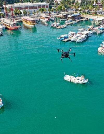Mersin'de denizi kirleten gemilere 51 milyon TL ceza