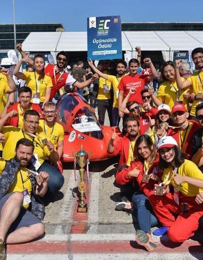Üniversite Öğrencisi Binlerce Genç TEKNOFEST Teknoloji Yarışmalarında Yarışıyor