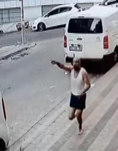 Evine giren hırsızların aracıyla evine döndü