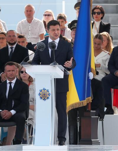 Ukrayna'nın bağımsızlığın 30. yılı kutlanıyor