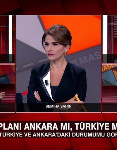 """Yavaş """"Ankara"""" mı diyecek, """"Türkiye"""" mi? Yavaş 'Başbakanlık' mı istiyor? Demirtaş İmamoğlu'nu mu işaret etti? CNN TÜRK Masası'nda tartışıldı"""