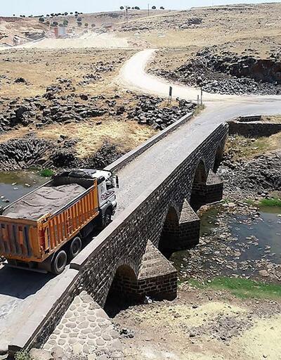 Diyarbakır'daki tarihi köprü için yeni adım