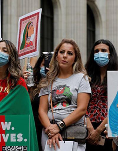 New York'ta Taliban protesto edildi