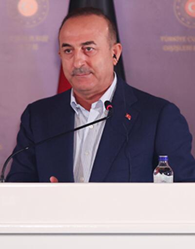 Son dakika... Bakan Çavuşoğlu: İlave bir mülteci yükü kaldırmamız söz konusu değil