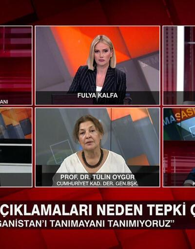 CKD'nin açıklamaları neden tepki çekti? Taliban'ı kim destekliyor, kim karşı? HDP'nin çağrısı kime? CNN TÜRK Masası'nda konuşuldu