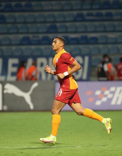 Son dakika... Mostafa Mohamed Bordeaux yolcusu!