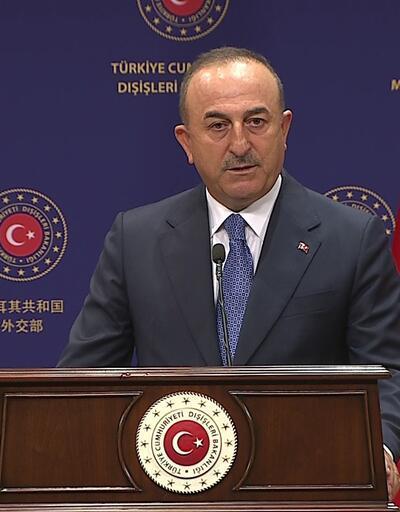 Dışişleri Bakanı Çavuşoğlu'ndan Kabil Havalimanı açıklaması