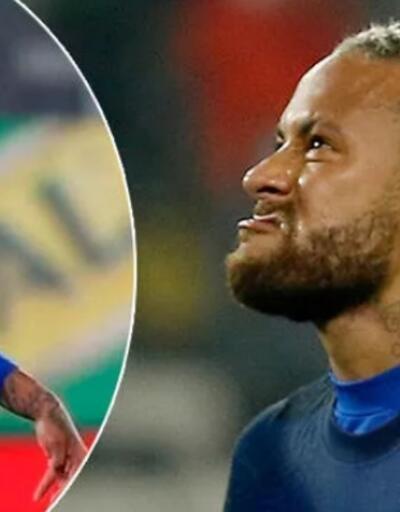 Neymar 'kilo almışsın' sözlerine yanıt verdi