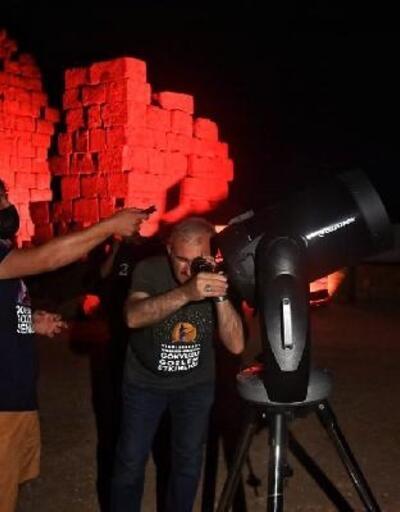 'Zerzevan Gökyüzü Gözlem Etkinliği' hazırlıklarında sona gelindi