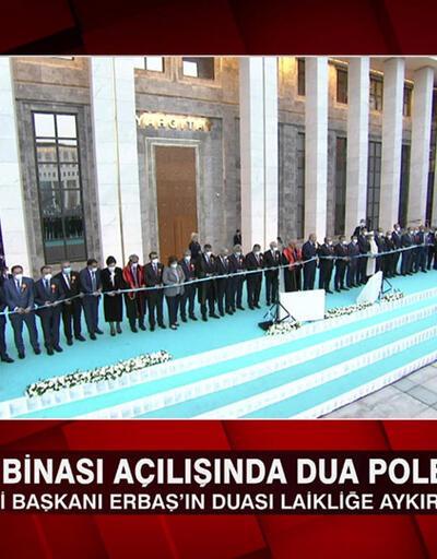 Erbaş'ın duası laikliğe aykırı mı? Millet İttifakı'nda her partinin adayı ayrı mı olacak? Tarafsız Bölge'de tartışıldı